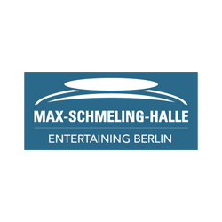 Max-Schmeling-Halle, Logo